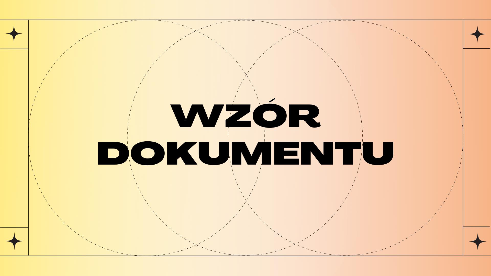 Wzór dokumentu-3